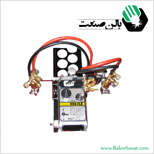 دستگاه برش ریلی اتوماتیک دو فک