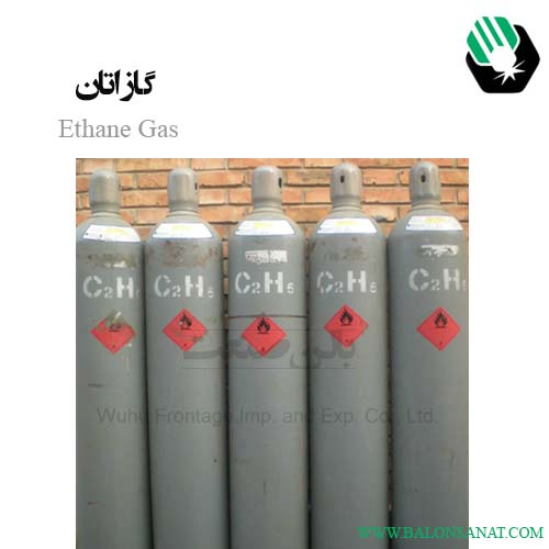 گاز اتان