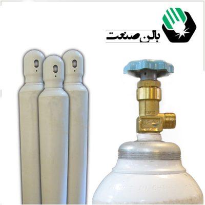 کپسول اکسیژن 10 لیتری فولادی