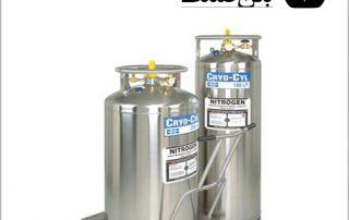 مخزن نیتروژن مایع