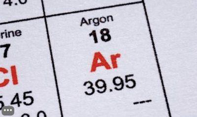 خطرات گاز آرگون
