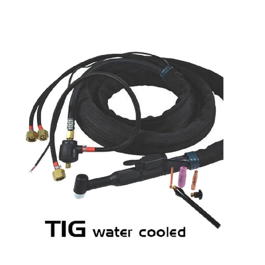 تجهیزات مورد نیاز در تورچ جوشکاری TIG