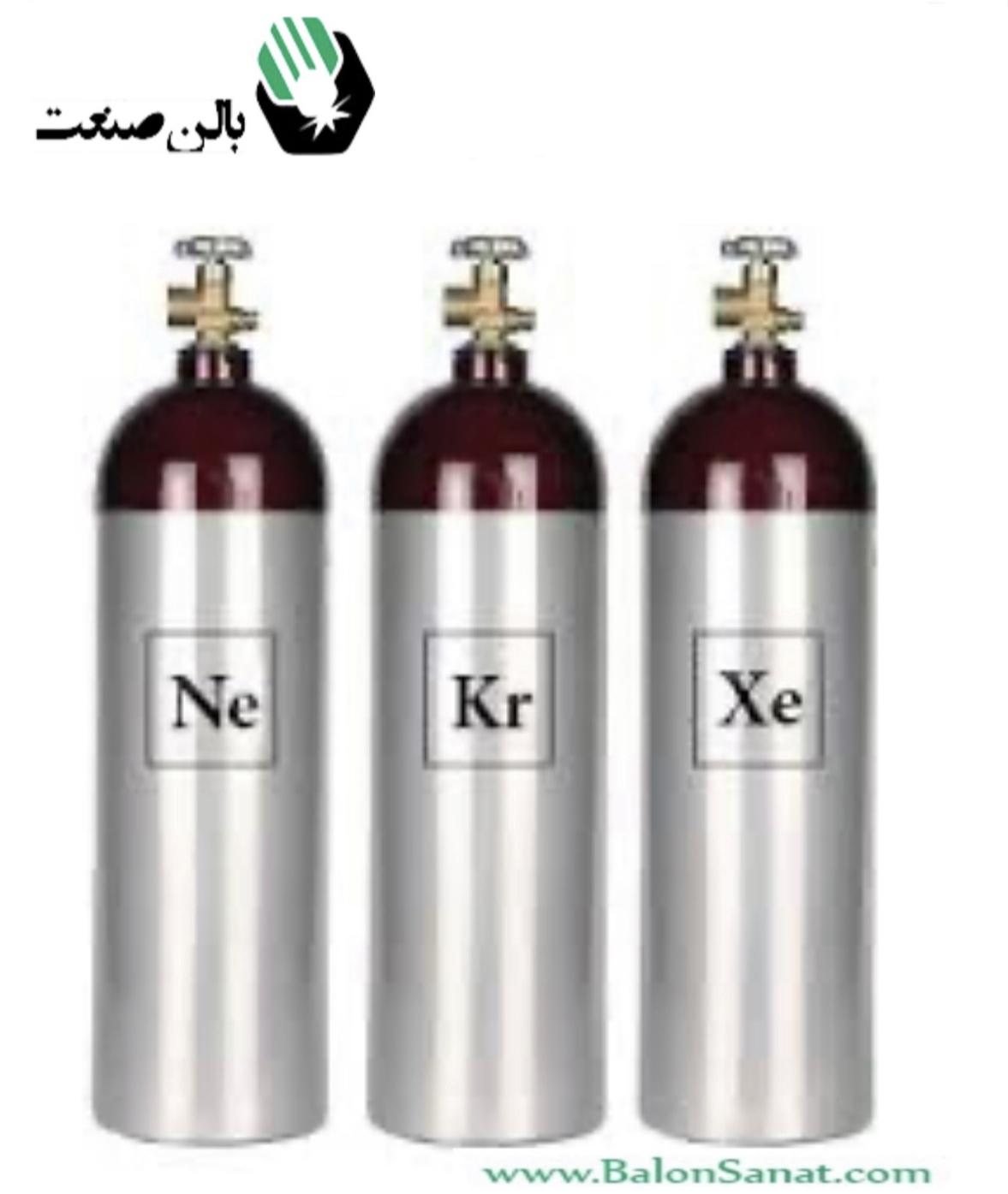 معرفی گاز کریپتون (خواص و کاربردها)