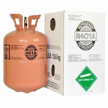گاز مبرد R401a
