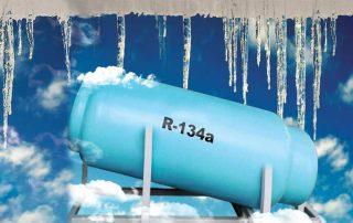 جایگزین گاز r134