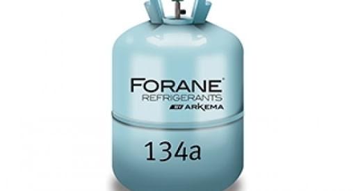 گاز R1234yf جایگزین گاز R134