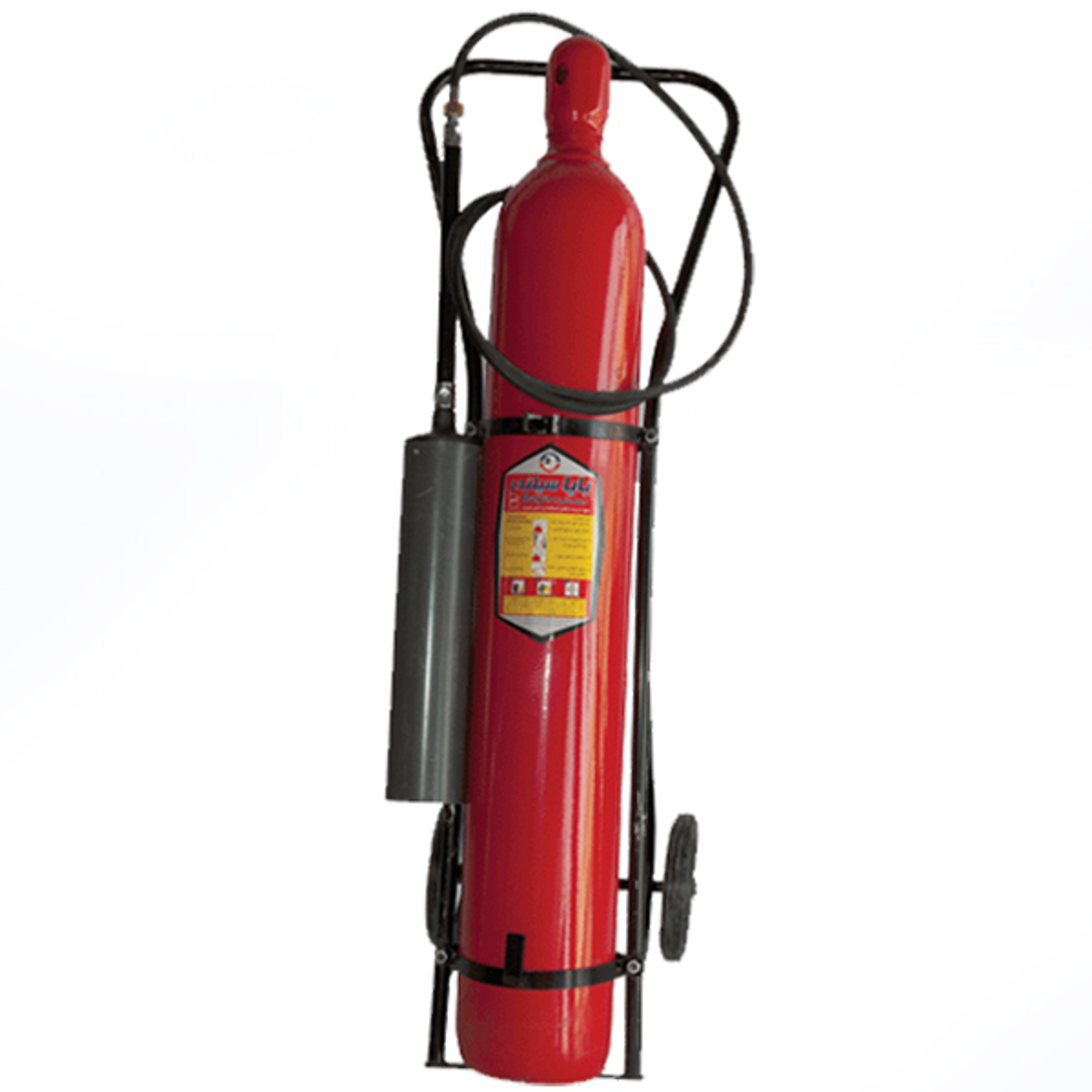 مراحل تولید شیر کپسول های آتش نشانی و مواد لازم برای تهیه آن چگونه است؟