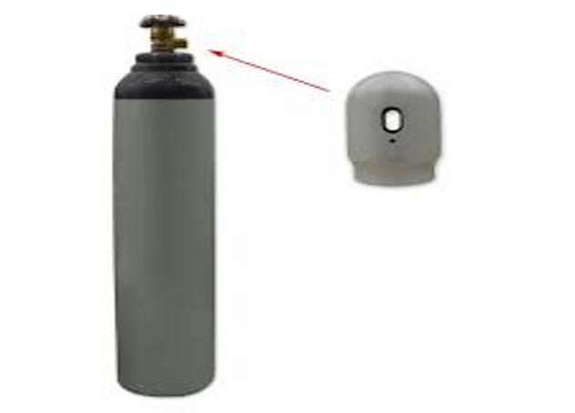حمل و نقل سیلندرهای گاز مایع (نیتروژن):