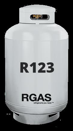 گاز R123