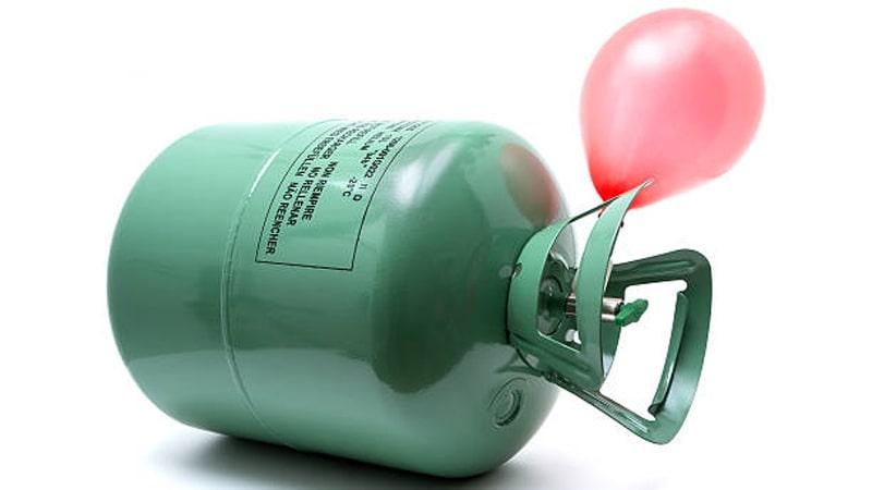 منظور از کپسول های گاز هلیوم 50 لیتری چیست؟