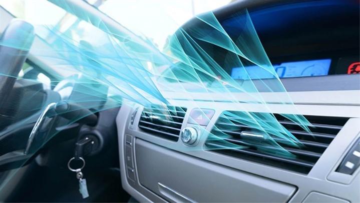 استفاده کردن از سیستم تهویه در اتومبیل ها