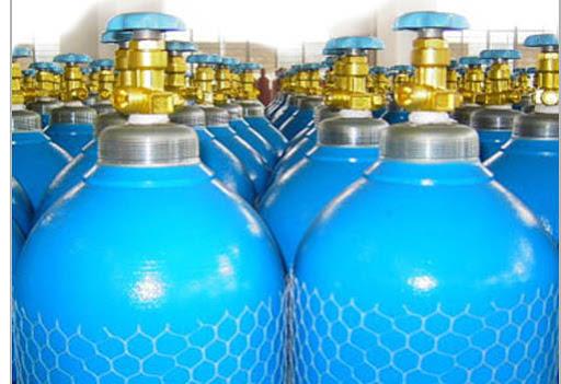 اجزا تشکیل دهنده سیلندر گاز نیتروژن کدامند؟