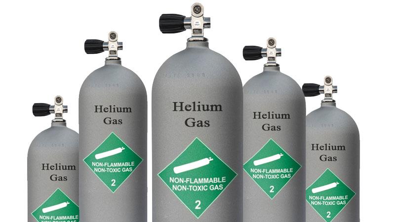قیمت کپسول هلیوم ۵۰ لیتری