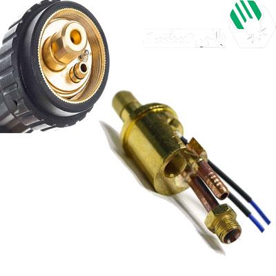 تجهیزات مورد استفاده در تورچ Co2 MAXI4000 به شرح زیر است :