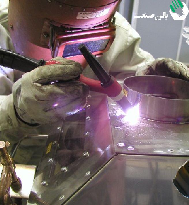 ساختار مناسب گاز و مواد پر کننده :