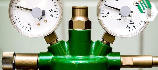 - رگلاتورهای گاز صنعتی اکسیژن به چه صورت می باشند ؟