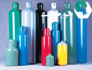 برای نگه داری کپسول های گاز هلیم باید به چه نکات ایمنی توجه کنیم؟