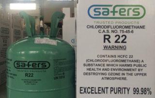گاز r22 سیفرز