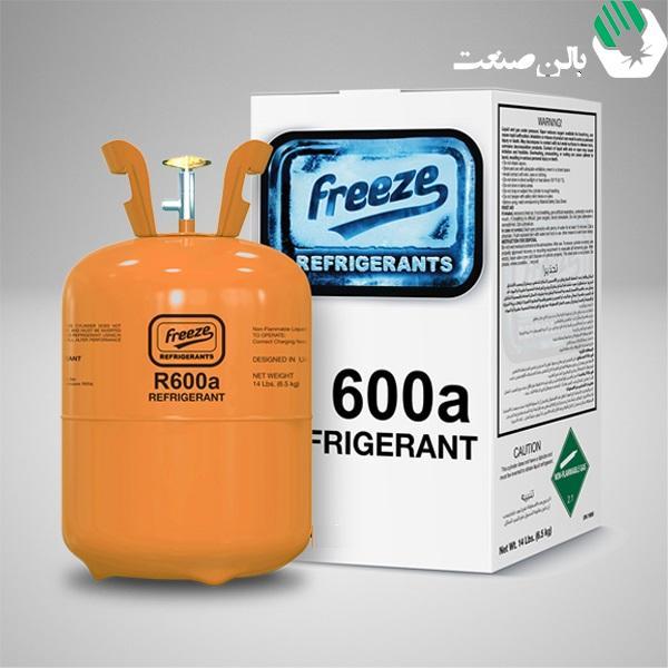گاز R600a