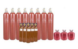 کپسول گاز هلیوم