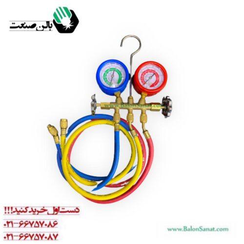 قیمت خرید آنلاین منیفولد گاز کولر