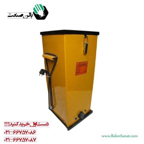 خرید آنلاین آون الکترود خشک کن 40 کیلویی فاج ایرانی