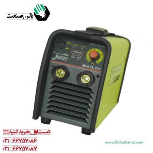 خرید آنلاین اینورتر جوشکاری 200 آمپر گام الکتریک JOOSHA مدل Mini-EL203