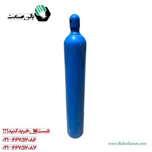 خرید آنلاین کپسول 40 لیتری چینی آبی آرگون